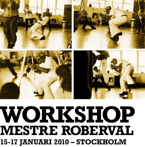 Workshop med Mestre Roberval