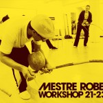 Capoeira Angola Workshop 21-23 maj
