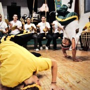 Capoeira Angola i Brighton