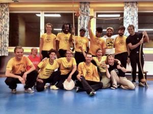 Capoeira Stockholm