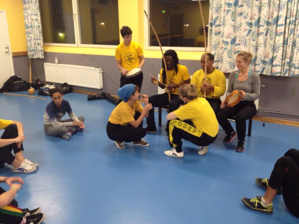 capoeira angola stockholm